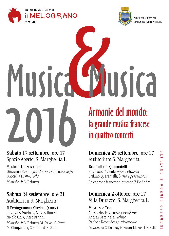 musica e musica 2016