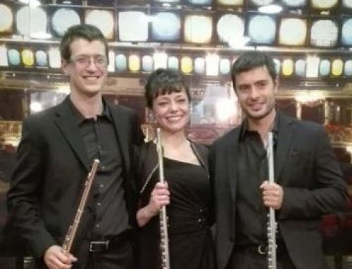 12 Maggio – Accademia flautistica di Genova ad Alessandria